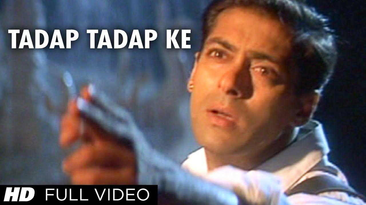 Tadap Tadap Lyrics Hum Dil De Chuke Sanam 1999 In 2020 Mp3 Song Download Songs Romantic Songs