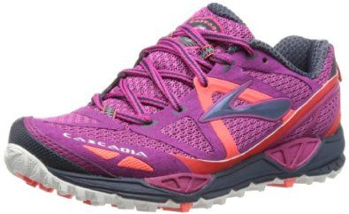 Brooks Cascadia 9 Trail-Running Shoes - Meet the new Cascadia 9. Love Brooks Cascadias.
