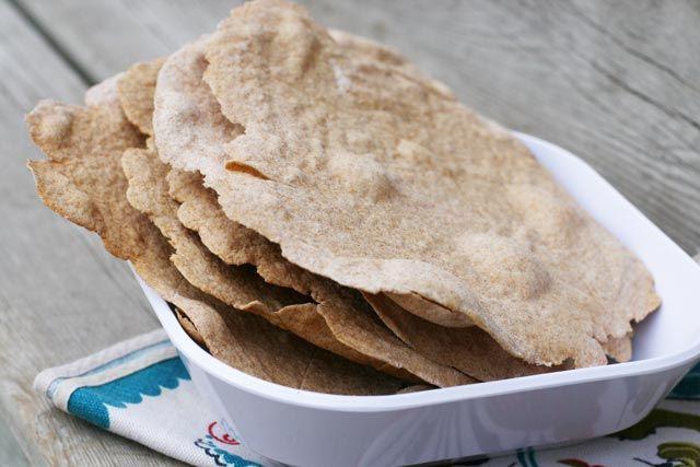 Norwegian Flatbread Recipe Flatbrod Recipe Norwegian Cuisine Food Recipes