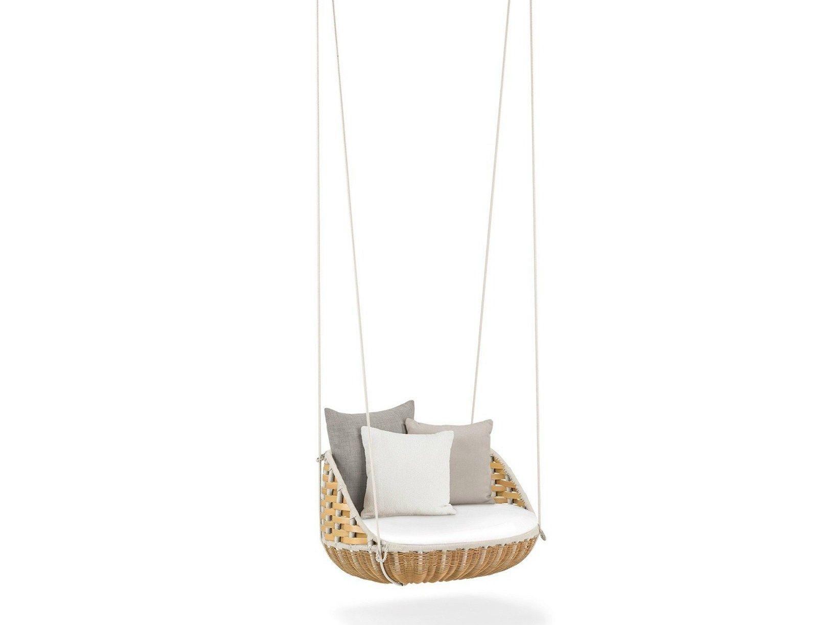 Swingme Garden Hanging Chair By Dedon Design Daniel Pouzet Stuhle Gunstig Ei Sessel Papasan Stuhl