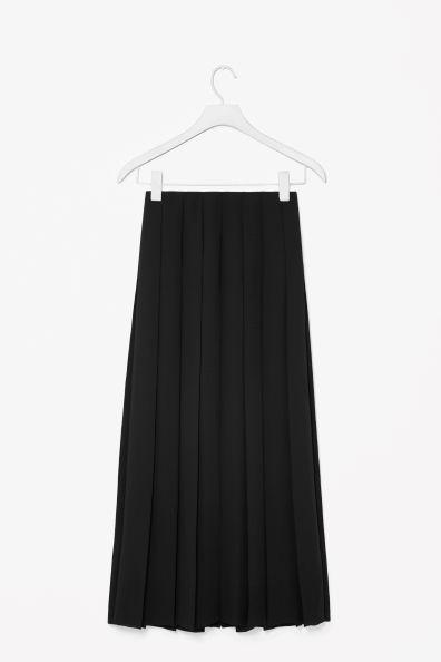Pleated skirt COS