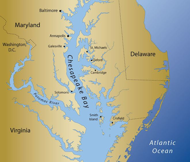 Chesapeake Bay map | Chesapeake | Chesapeake bay, Virginia ... on mobile bay map, james river, chesapeake bay bridge, maryland map, delaware map, ohio river, usa map, baltimore map, hudson bay, columbia river, delaware bay, delaware river, virginia map, chesapeake bay bridge-tunnel, intracoastal waterway map, great lakes, sierra nevada, appalachian mountains, hudson river, bering sea map, gulf of mexico map, united states map, susquehanna river, france map, arkansas map, potomac river, san francisco bay, alaska map, gulf of mexico, great lakes map, mississippi map, great basin map, atlantic map, river map, bristol bay map, missouri river, puget sound map, virginia beach,