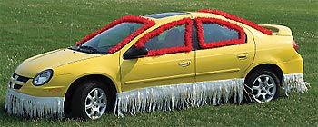 Decorate Your Car For The Parade With This Kit With Every Material