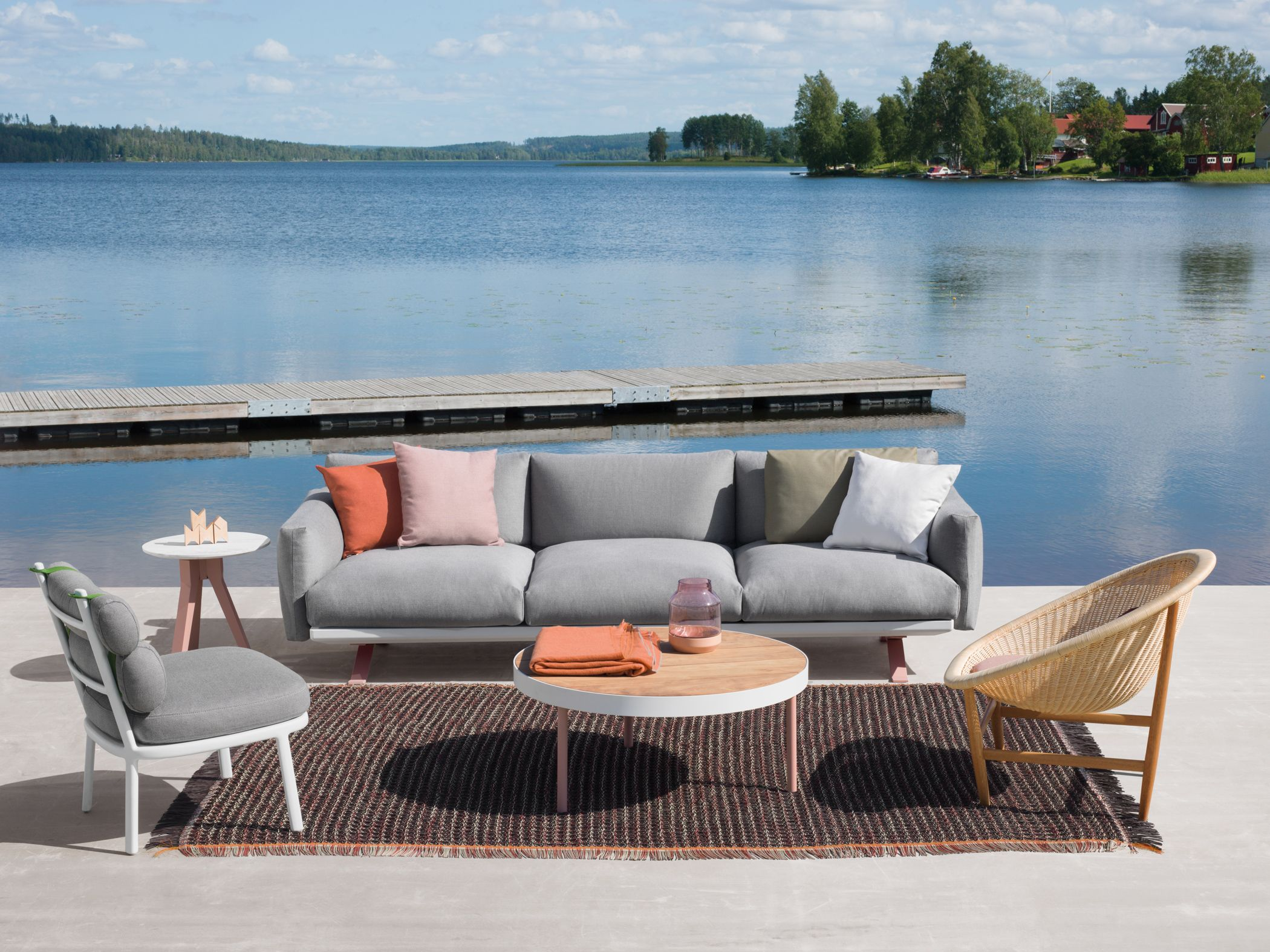 Outdoor Furniture - kettal 2016 - 50th anniversary catalogue | HOME ...