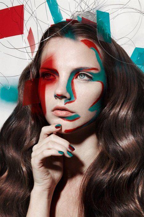 Creative fun  - makeup by ROSHAR