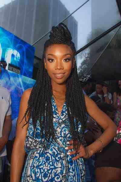 Brandy Brandy Braids Box Braids Hairstyles For Black Women Natural Hair Styles For Black Women