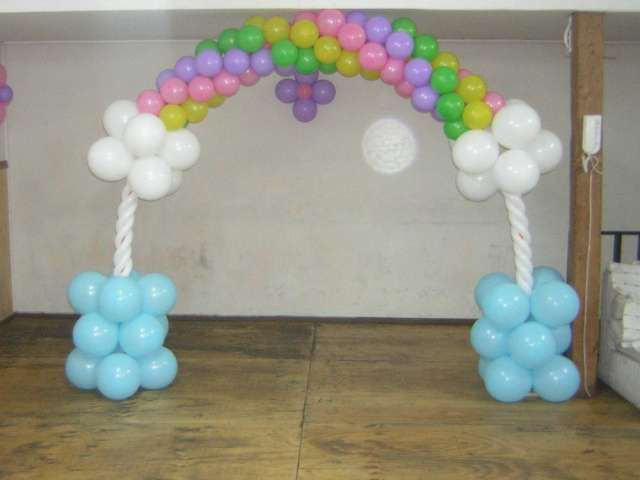 decoracin en globos para aos imagui