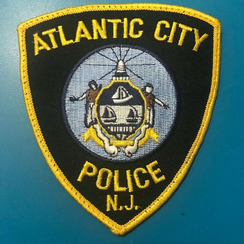Atlantic City Police New Jersey NJ Patch Atlantic city