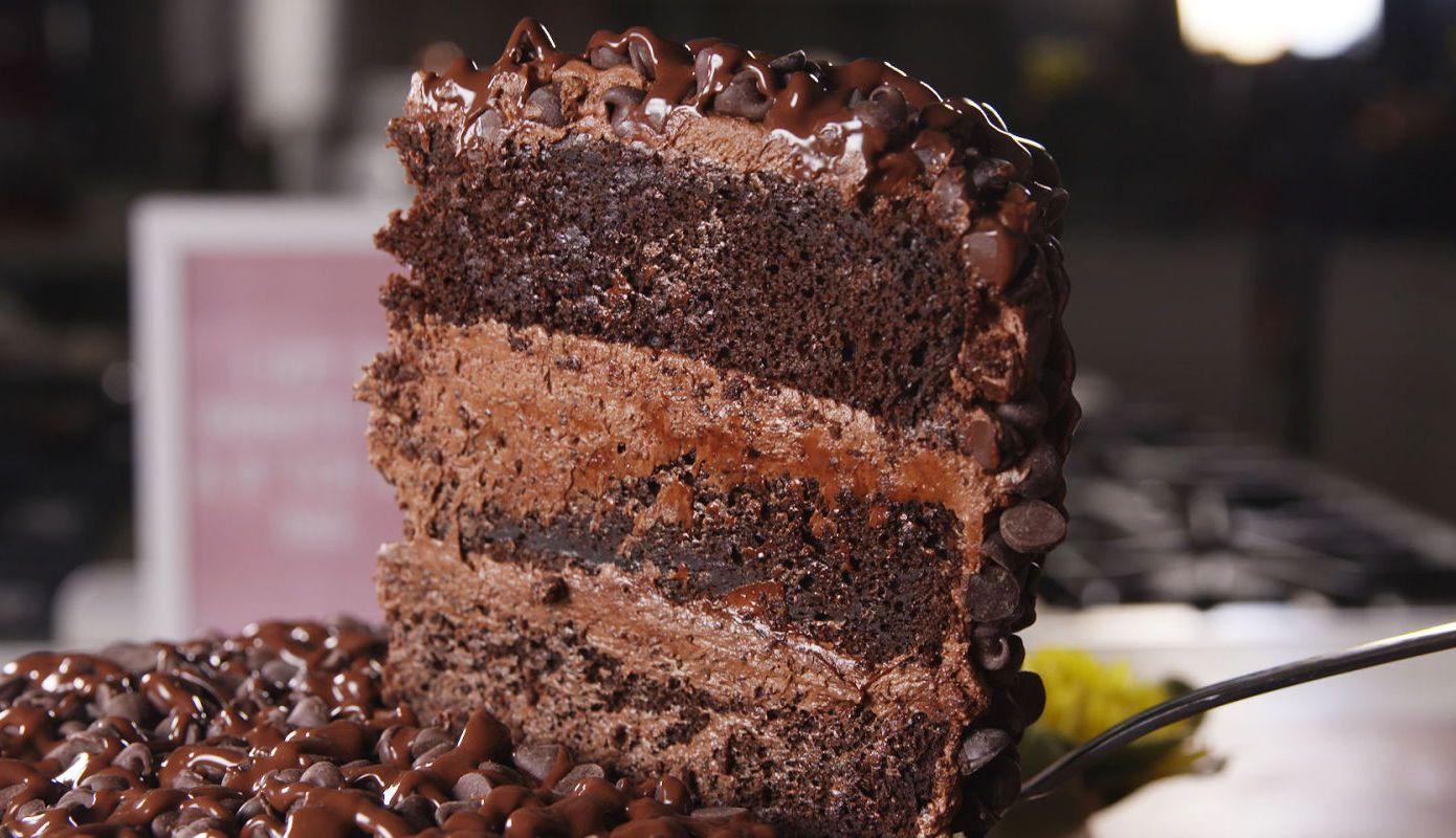 Chocolate cake slice healthy chocolate cake mexican hot