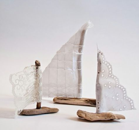 Uberlegen Boot Segel Deko Ideen