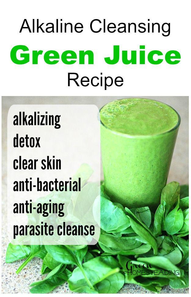 recipe: green juice recipe for skin [20]