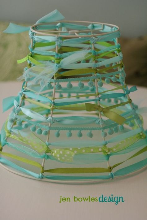 Altered ribbon lampshaderepin bypinterest for ipad mini piso altered ribbon lampshaderepin bypinterest for ipad aloadofball Choice Image