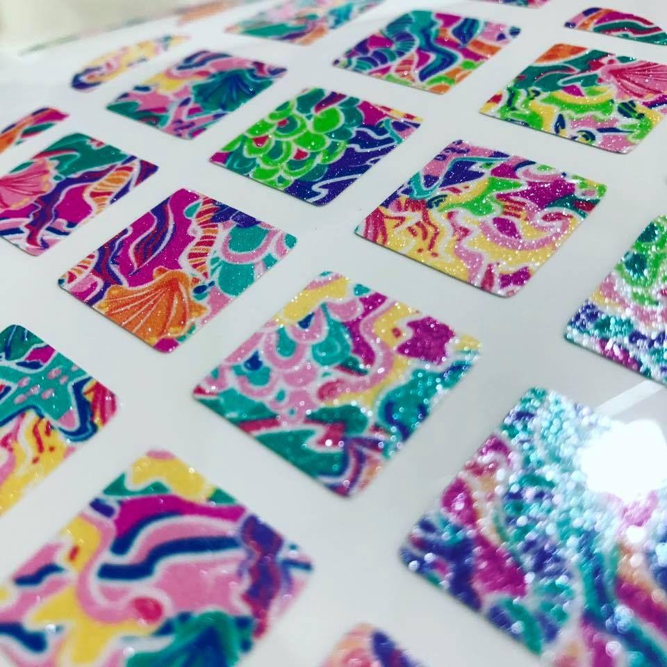 Glitter Laminate With Sparkleberry Ink Vinyl Crafts Glitter Vinyl Diy Crafts
