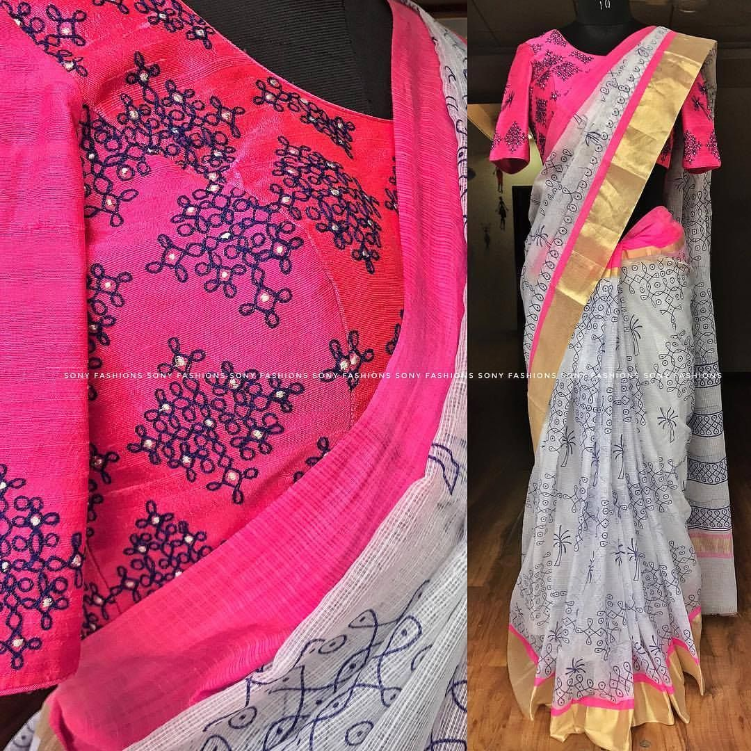 Sony Fashions Collections Jubilee Hills Road No 92 Near Starbucks Beside Lane To Saree Blouse Designs Latest Fashion Blouse Design Embroidered Blouse Designs