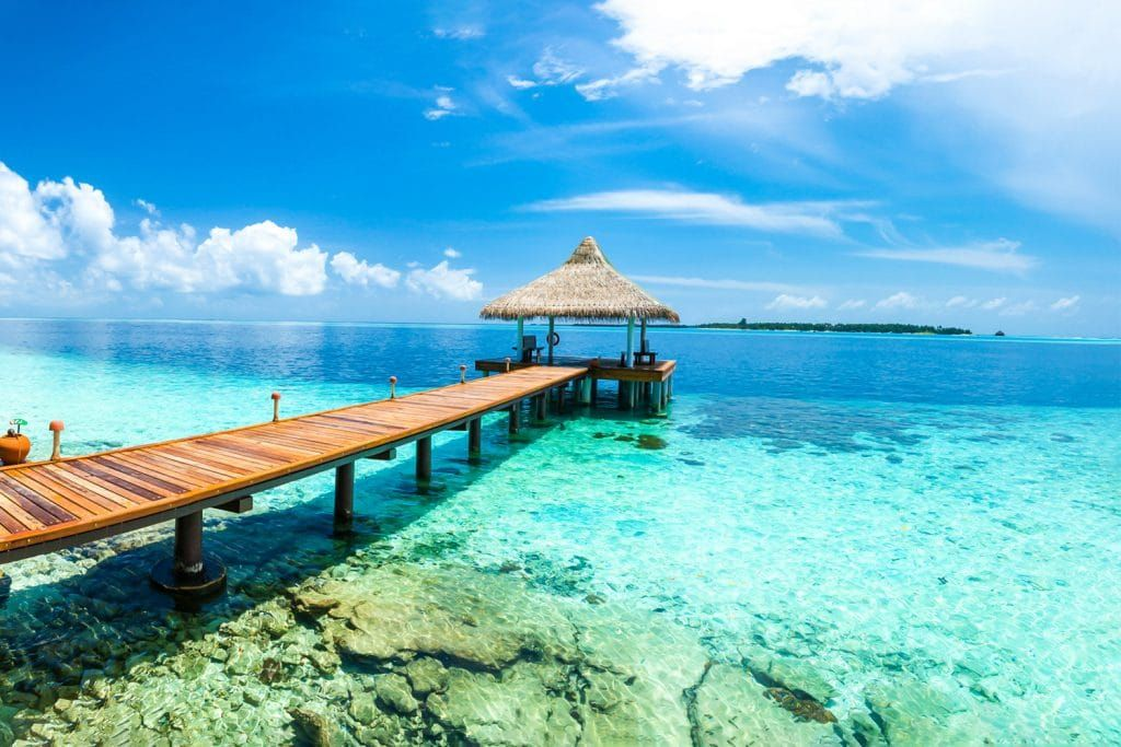 World Visits: Top 8 Tropical Beach Collction - Relaxing ...  |Most Beautiful Island Destinations