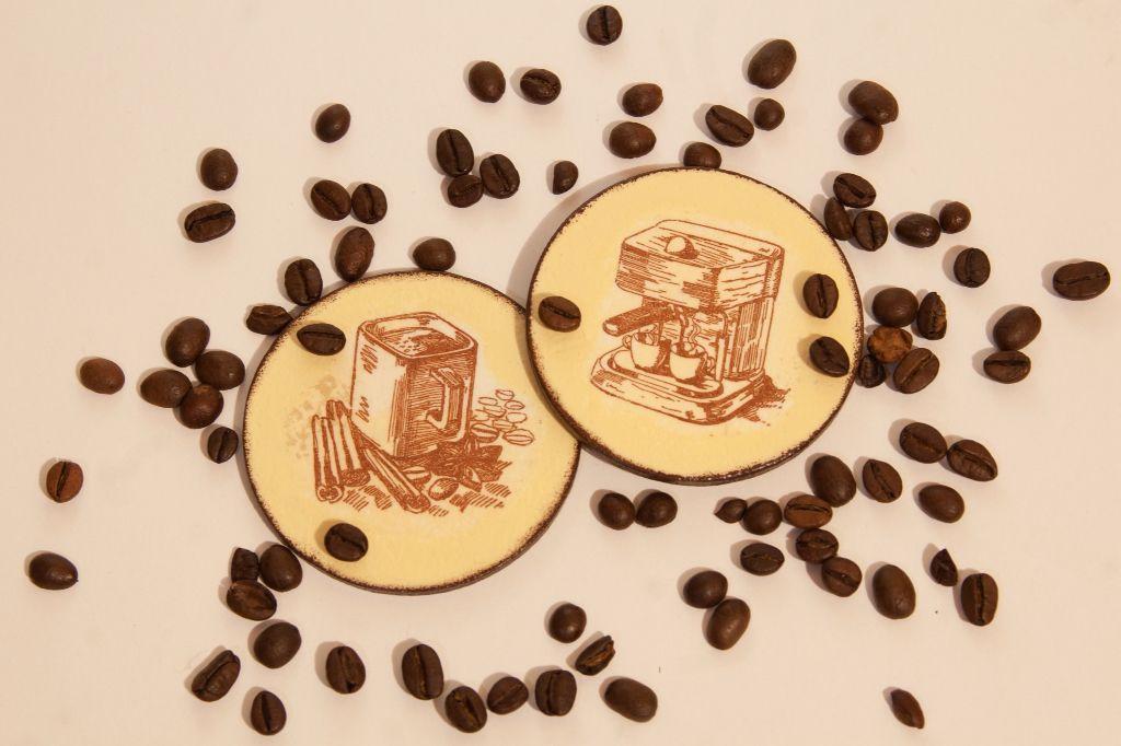 #декупаж#подставкаподчашку#кофе#