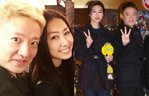 """Nancy Wu says she is """"good friends"""" with her now-former boyfriend, Terry Chan."""