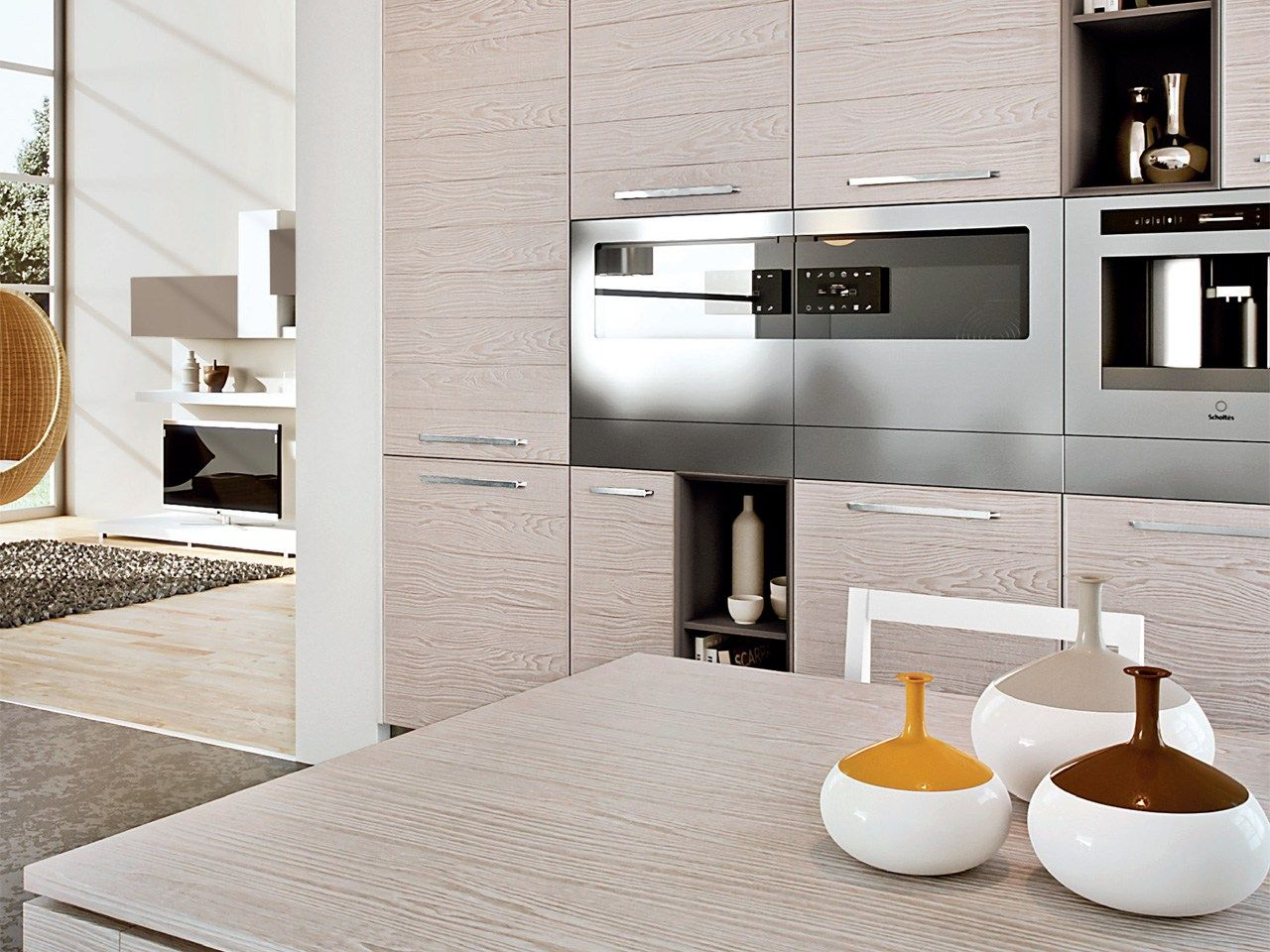 ADELE PROJECT | Cucina by LUBE INDUSTRIES S.R.L. | Cucina | Pinterest