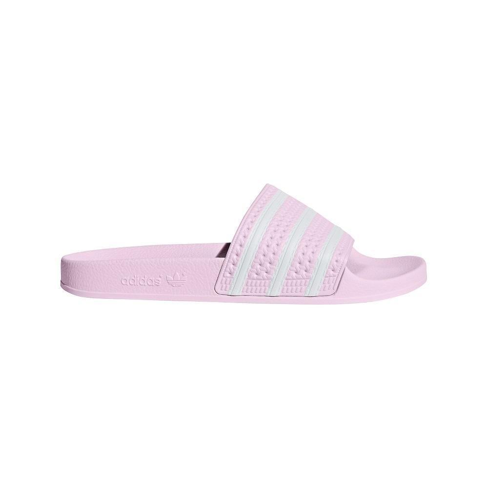 adidas Adilette Pink Slide Sandals