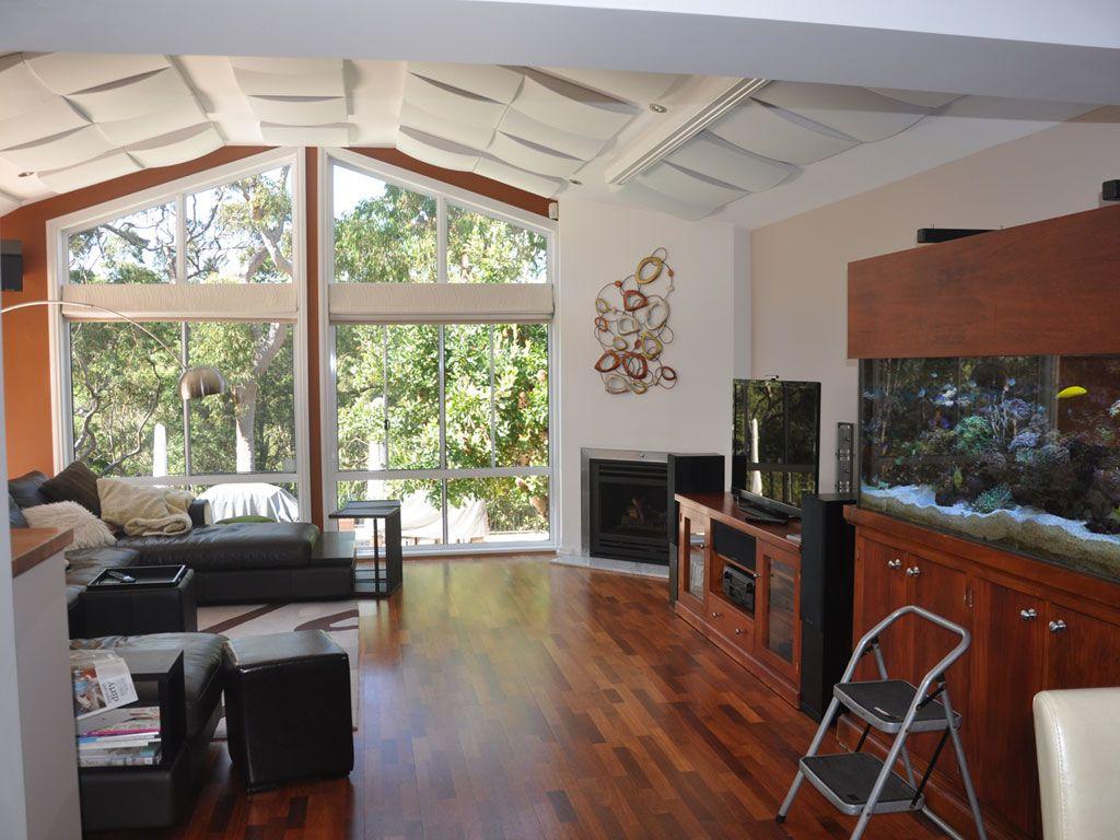 living room  australia  building construction home design