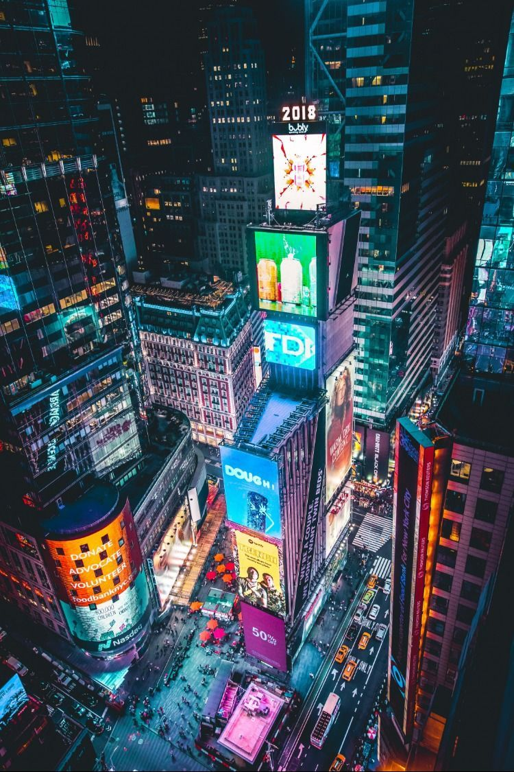 Check Our Lates Video With 16 Amazing Panoramic Shots Of New York City Newyork Newyorkcity Nyc N Times Square New York City Wallpaper Visit New York City
