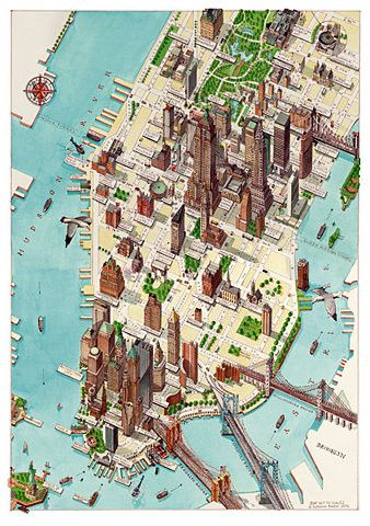 Map Of New York Suburbs.New York Isometric Map Big Board Of Maps Manhattan Map Map Of