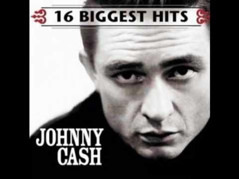 """Johnny Cash - """"Legend of John Henry's Hammer"""""""