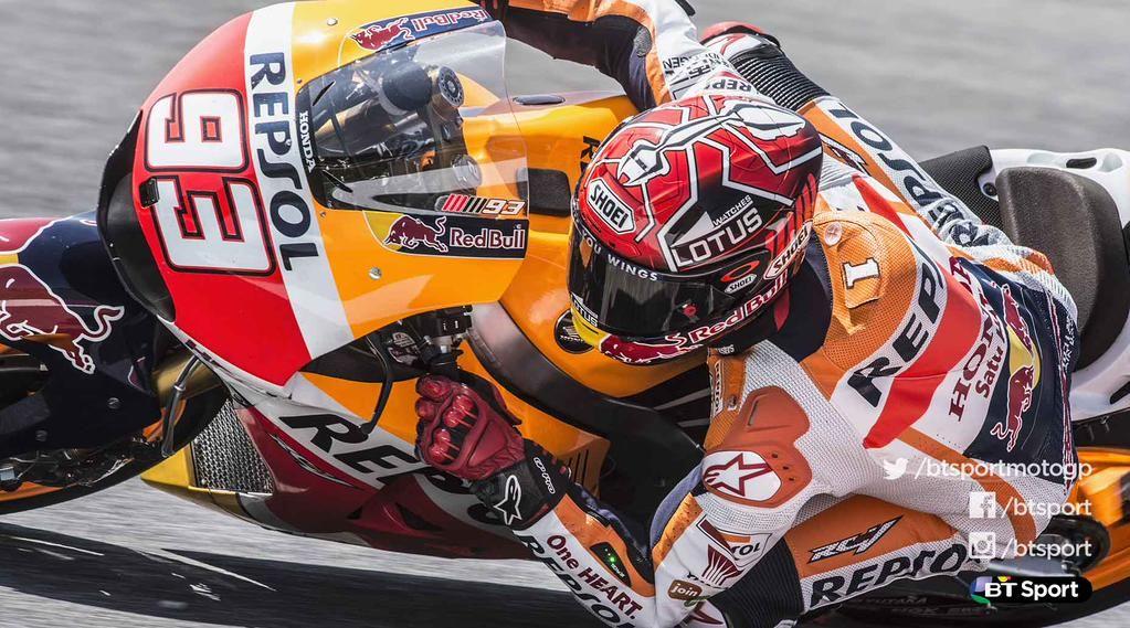 #MotoGP: Free practice 1, live now on BT Sport 2. #CatalanGP