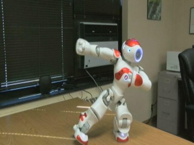 Watch Robots Being Used to Combat #Autism - #livingautismdaybyday @autismnews #robots