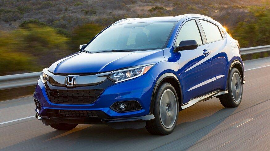 Honda Hrv 0 60 Time di 2020