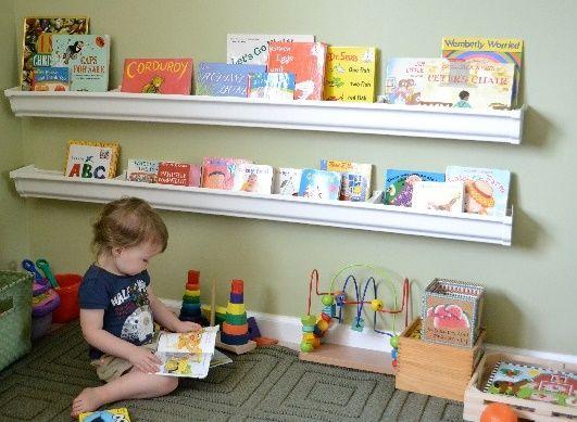 Resultado de imagen de decoracion infantil metodo for Decoracion habitacion infantil montessori