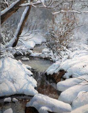 Michael Godfrey - Oil Painter