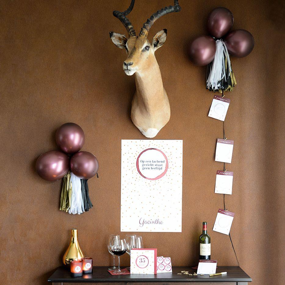 Feest in stijl met de Bordeaux Chic Basic Partybox – Beaublue #bordeauxchic #partybox #beaublue
