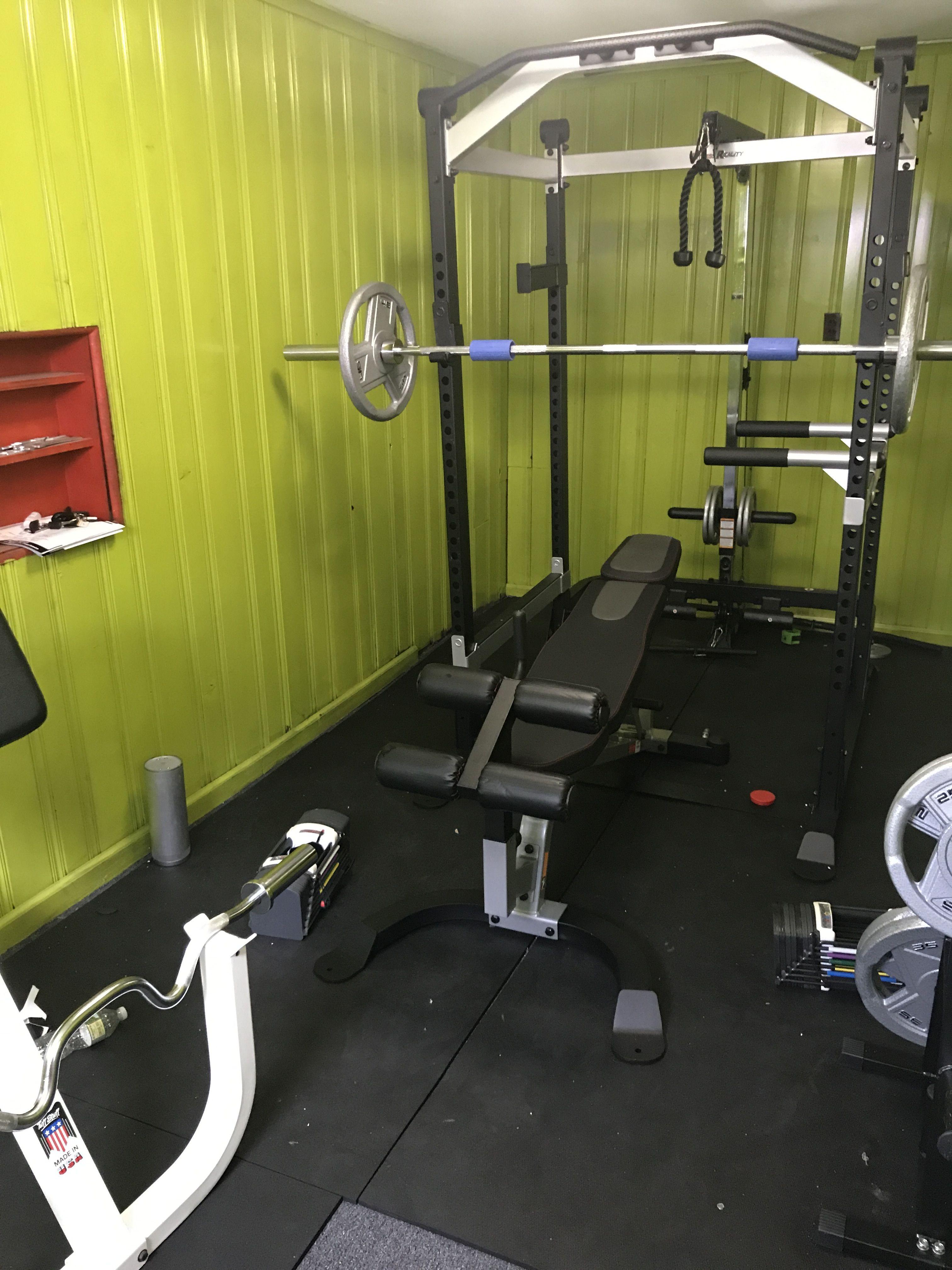 Pin By Mike Jr On Garage Gym Home Gym Design Home Gym Garage Gym Room