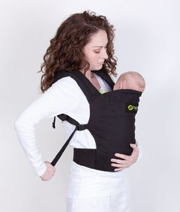Newborn Hold In The Boba Carrier Love It Definitely Want One Of - Boba porte bébé
