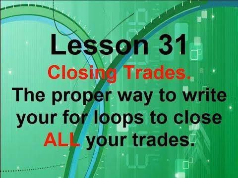 Forex mql4 common solutions