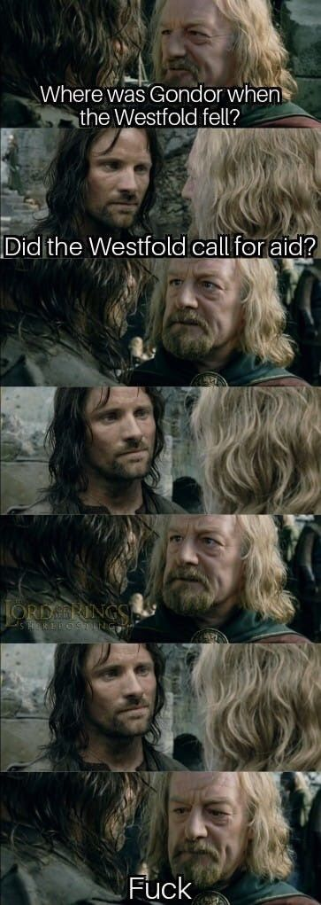 Photo of Fifty Lord of The Rings Memes That Prove They'll Never Get Old
