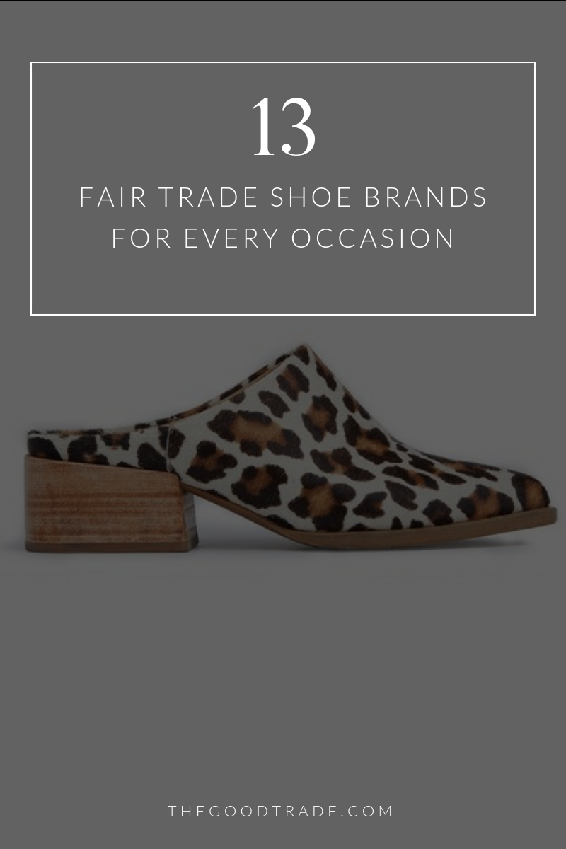 Fair trade shoes, Shoe brands, Ethical