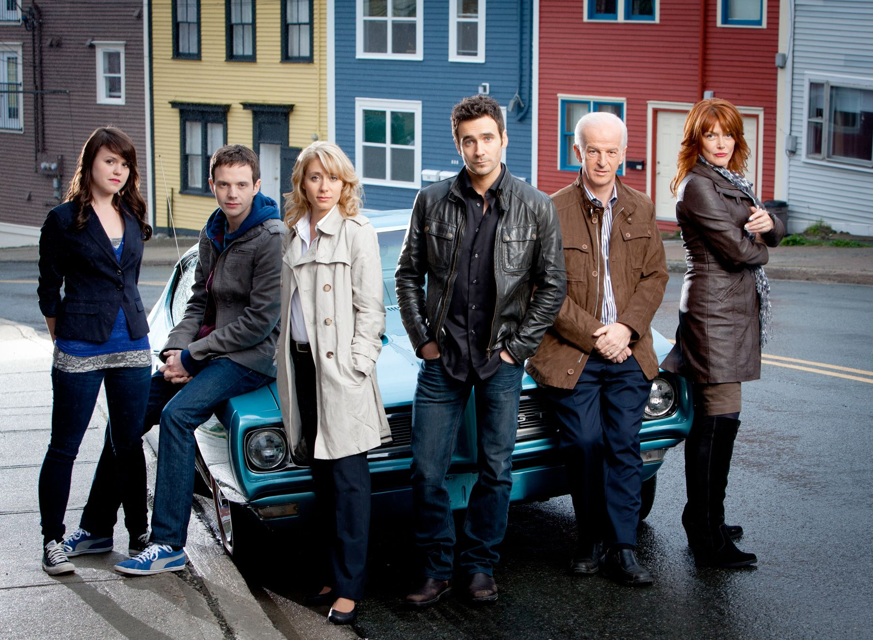 The cast of Republic of Doyle (Season 3) | Cast | It cast, Tv shows