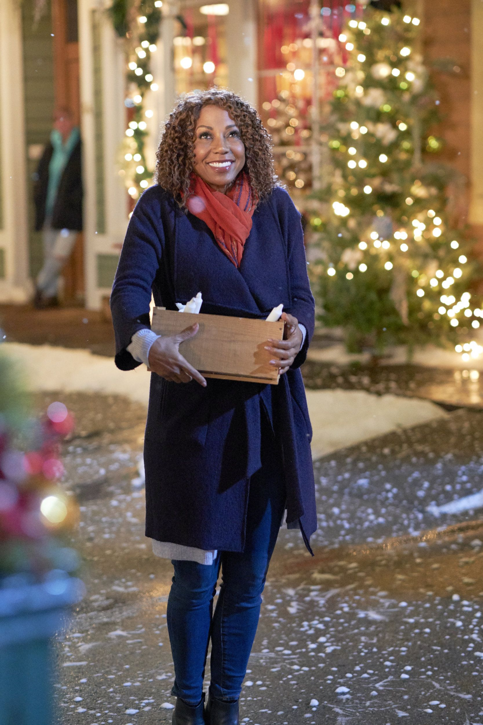 Find out about the cast of the Hallmark Channel Original