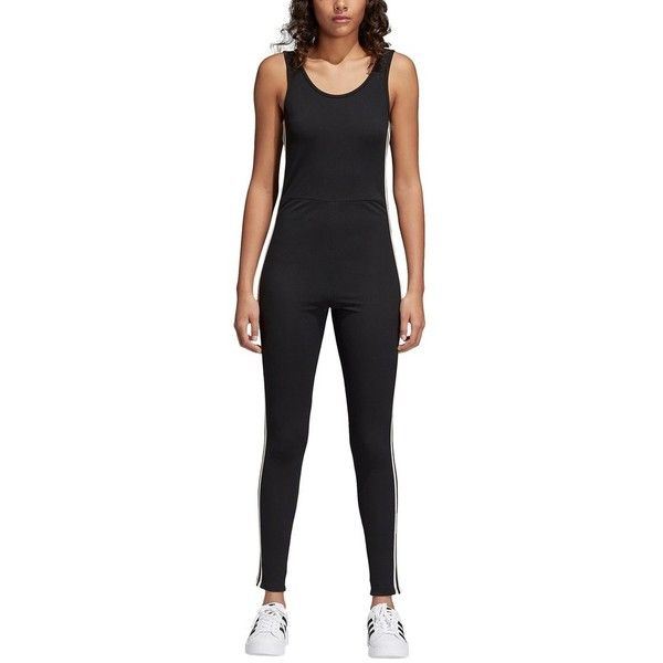 2fb0260e302 Women s Adidas Adibreak Jumpsuit ( 70) ❤ liked on Polyvore featuring  jumpsuits