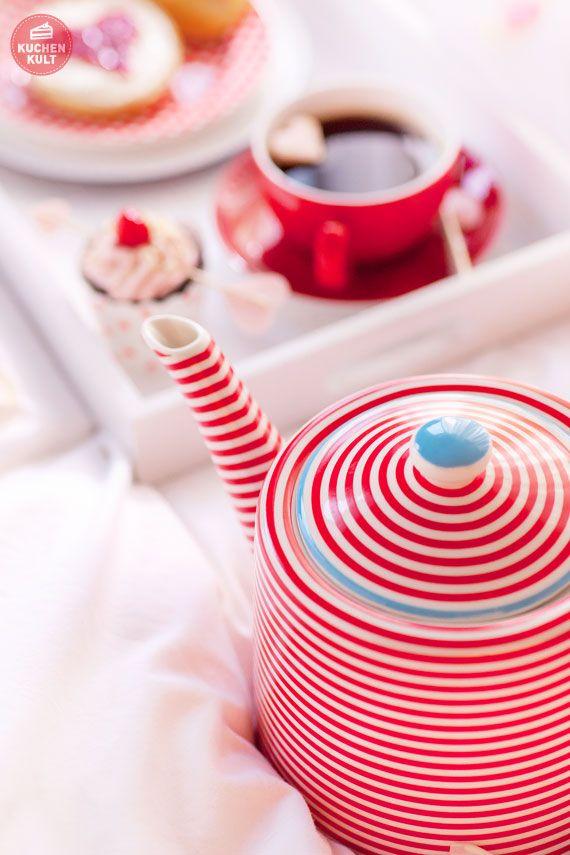#Valentinstag #Herz #Frühstück #Idee #Marshmallow #Cupcake #valentinesday  #valentine