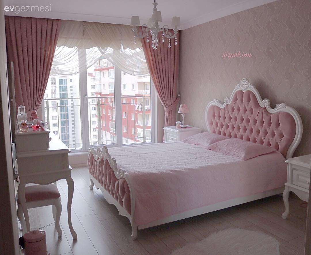 Pasteller ile huzur dolu ve hafif bir his. İpek hanımın evinden.. #bedroom