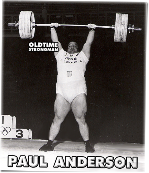 Paul Anderson
