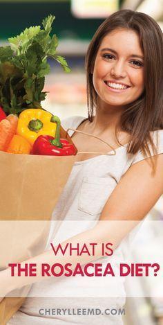 rosacea treatment diet