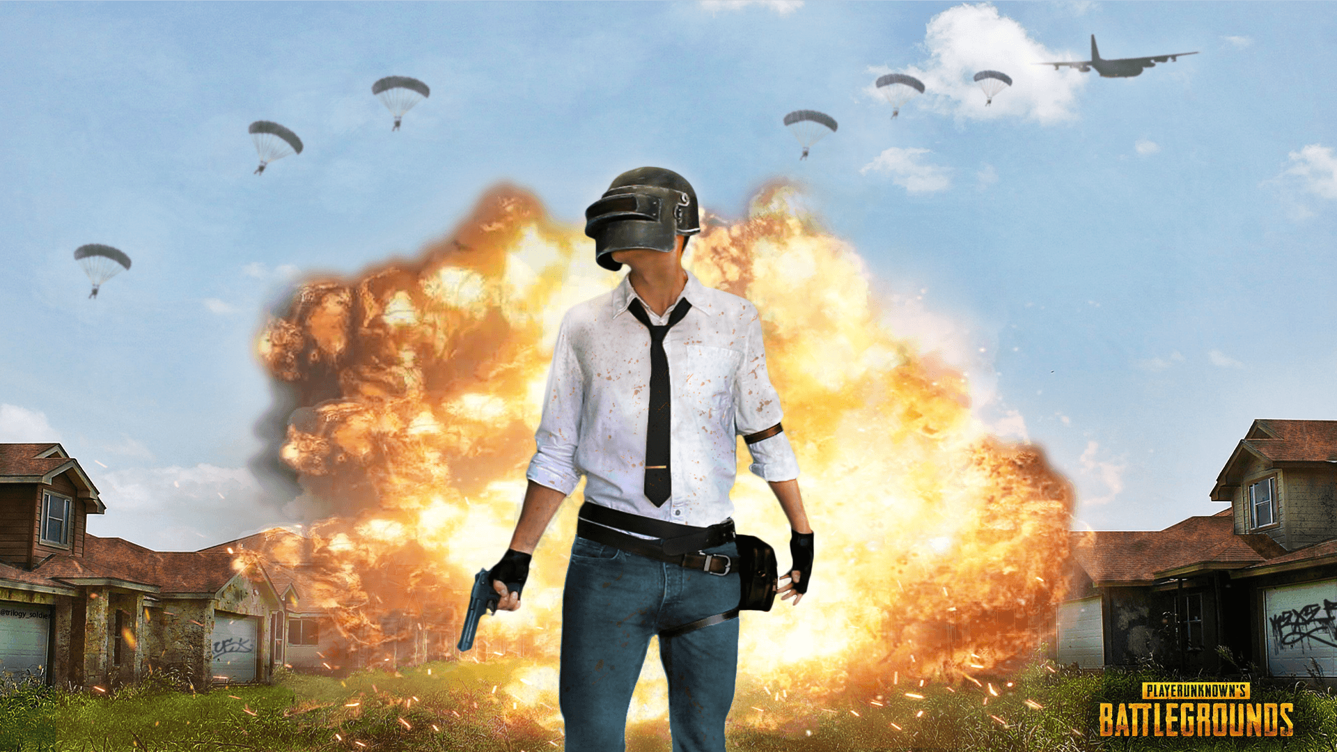 Pubg Wallpaper Hd Wallpaper Download Wallpapers For Pc