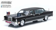 Greenlight 1:43 Presidential Limos Series 1 1972 Lincoln Continental Ronald Reagan (Republican)
