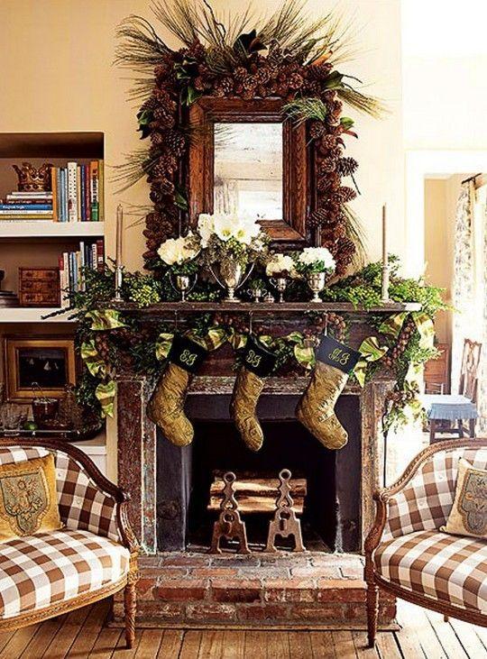 2013 christmas fireplace decor christmas stockings christmas