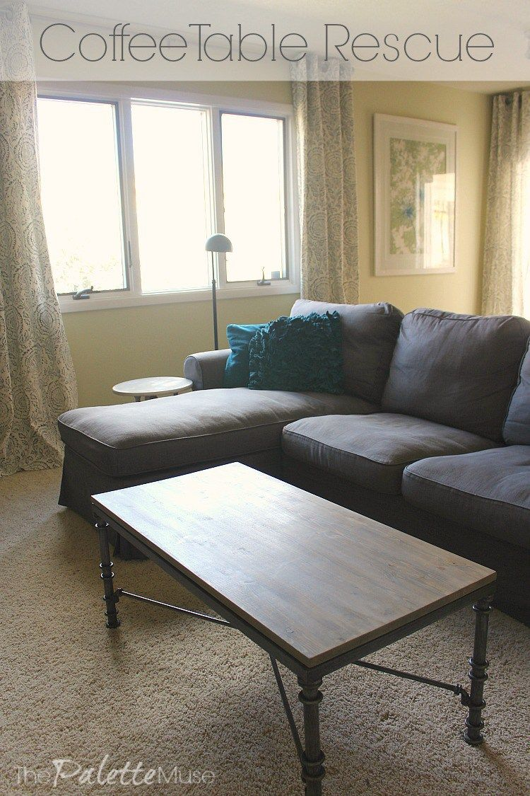 Coffee table rescue home living room home decor table