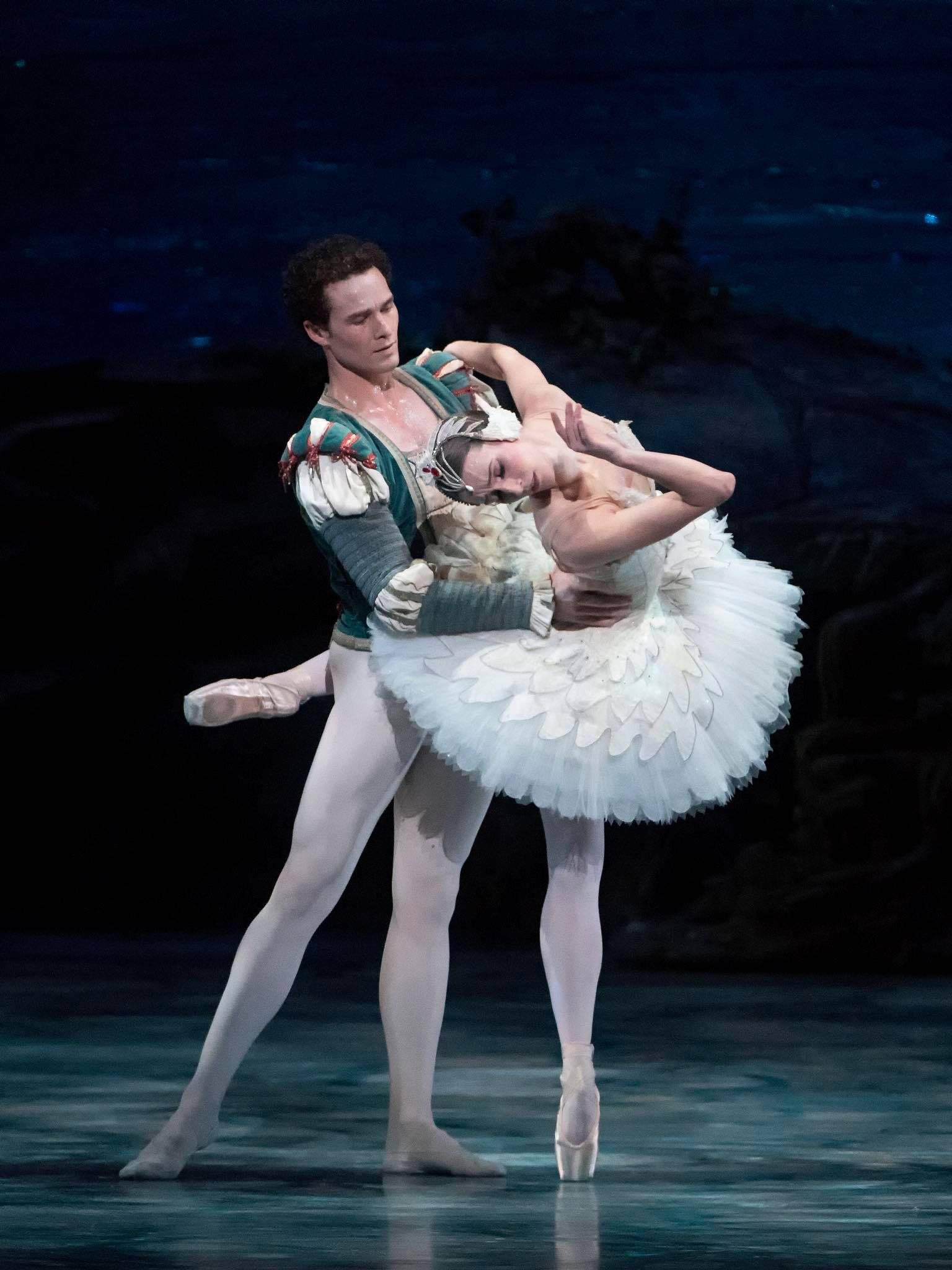 Image result for gillian murphy and cory stearns | Romeo